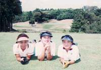 体育会女子ゴルフ部