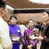 帰国JICAボランティアへの外務大臣感謝状授与式及び懇談会