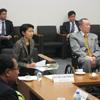 カンボジア王国国会議員団の皆様と懇談