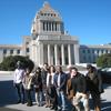 留学生国会見学