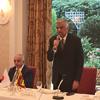 スリランカ首相との昼食会