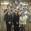 8月18日 オーストラリア国立大学工学研究所・太陽熱グループを視察