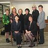 8月22日 女性最高経営者の会の皆様と記念撮影