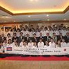 日本 カンボジア ティーンエイジアンバサダー 歓迎会