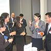 帰国 JICA ボランティアへの外務大臣感謝状授与式及び懇談会�A
