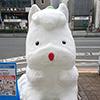 1月20日・21日ぐんまちゃんの雪だるま