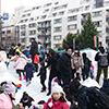 1月20日・21日神田小川町雪だるまフェア�@