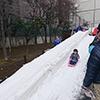1月20日・21日神田小川町雪だるまフェア�A