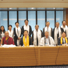 中国チベット文化交流団との懇談会