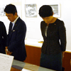 外務省外交史料館の視察�A