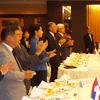 メコン地域の首脳との朝食会�@