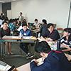 大学生と財政再建について議論�A